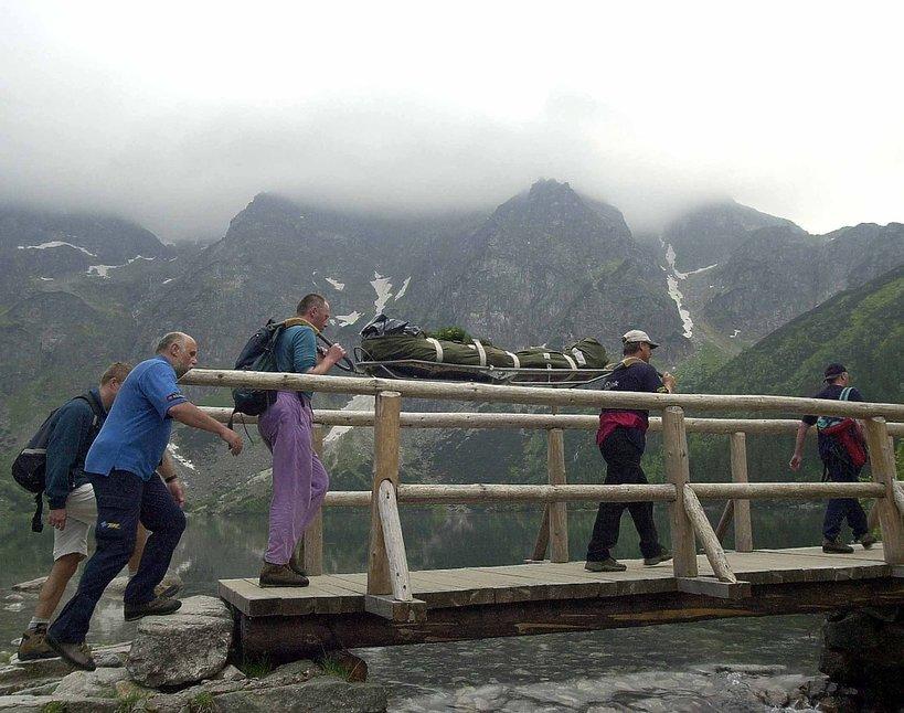 Tragedia w Tatrach. Uczniowie z Tychów zginęli w lawinie