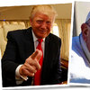 Trump, Papież Franciszek, premier Indii
