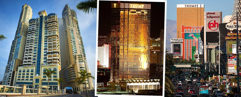 Trump Towers, Donald Trump, USA