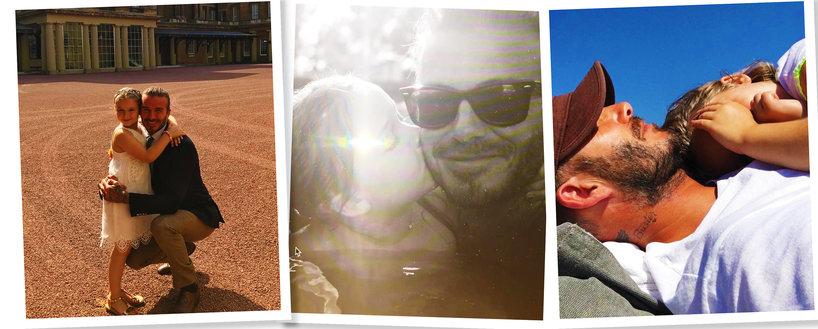 urodziny Harper Beckham, córka Davida Beckhama i Victorii Beckham