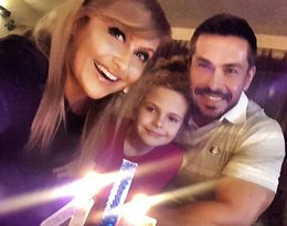 Urodziny męża Kasi Skrzyneckiej, Katarzyna Skrzynecka, Marcin Łopucki, Alikia Ilia Łopucka