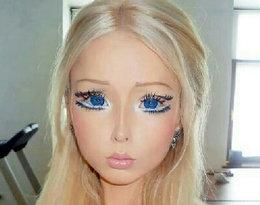 Valeria Lukyanova, ukraińska Barbie