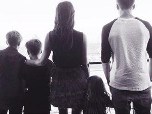 Victoria Beckham, David Beckham, dzieci Beckhamów