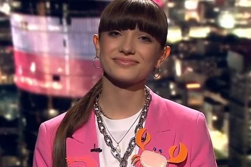 Viki Gabor, Eurowizja. Światło dla Europy, Eurovision: Europe shine a light