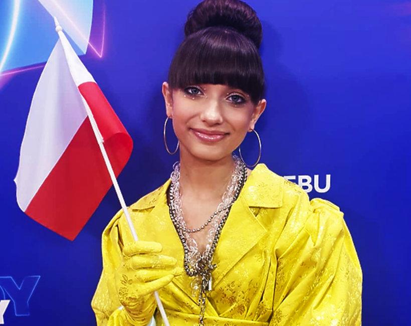 Viki Gabor, Wiktoria Gabor, Eurowizja Junior 2019, Gliwice, Ceremonia Otwarcia