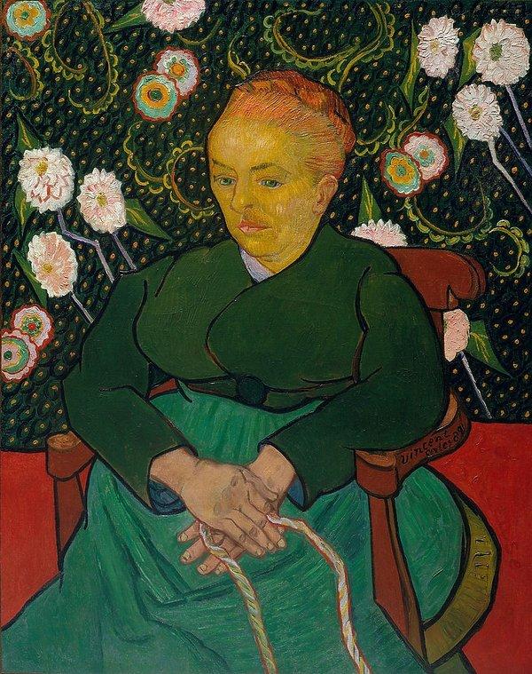 Vincent van Gogh, Augustine Roulin, 1889
