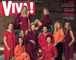 VIVA! Power, Silne kobiety, Siła jest kobietą: Wellman, Kwaśniewska, Chodakowska, Wojciechowska, numer 19/2018, wrzesień