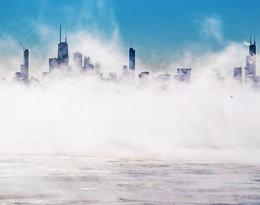Zabójczy wir polarny nad Chicago! Jest tam teraz zimniej niż… na Antarktydzie!