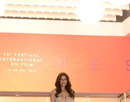 Weronika Rosati na festiwalu w Cannes 2019