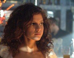 Weronika Rosati na planie M jak miłość