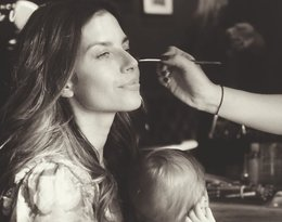 Weronika Rosati z córką Elizabeth. O porodzie i macierzyństwie oraz depresji poporodowej