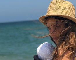 Weronika Rosati zachwyca sylwetką w bikini po urodzeniu Elizabeth. Wow!