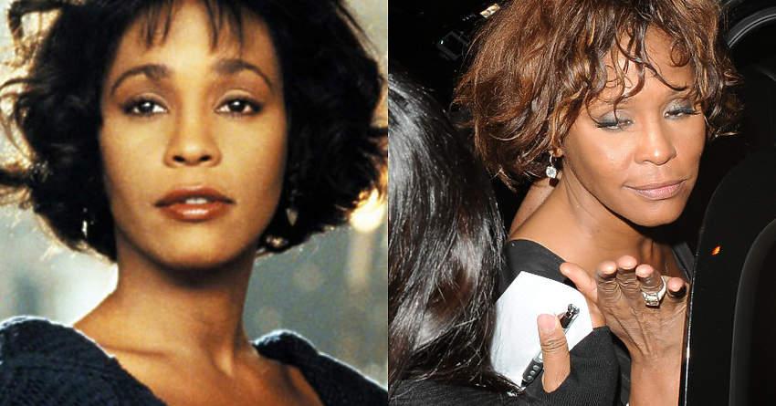 Jak wyglądały ostatnie dni życia Whitney Houston?   Viva.pl