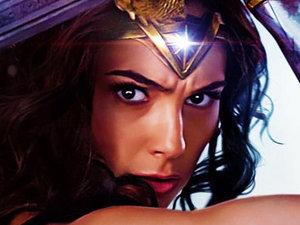 Wonder Woman, Gal Gadot, film Wonder Woman
