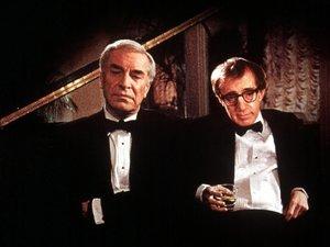 """Woody Allen w """"Zbrodniach i wykroczeniach"""""""
