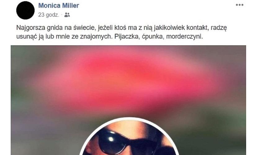Wpis Monici Miller