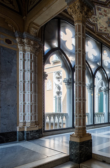 wystawa Zahy Hadid w Palazzo Franchetti w Wenecji