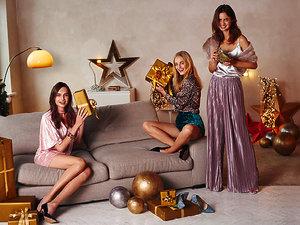 Zalando, zakupy świąteczne, gazety świąteczne Zalando