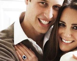 Pierścionek zaręczynowy Kate Middleton kryje w sobie wyjątkową historię i... z roku na rok nabiera na wartości!
