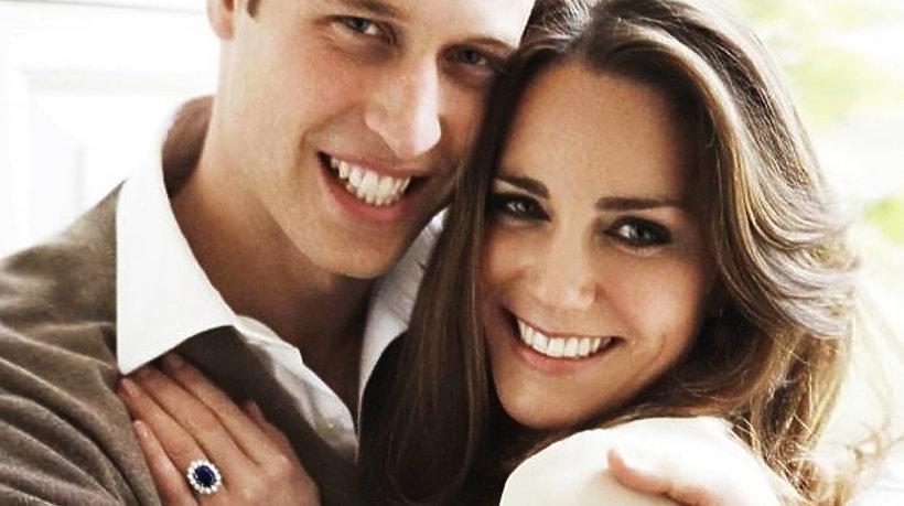 Zaręczyny księcia Williama i księżnej Kate, pierścionek zaręczynowy księżnej Kate
