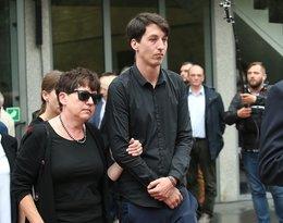 Żona i syn Grzegorza Miecugowa