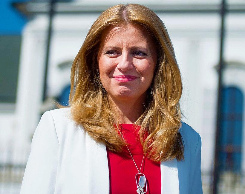Zuzana Czaputova, nowa prezydent Słowacji