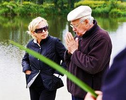 Ostatni list Andrzeja Wajdy do Krystyny Jandy. Co przed śmiercią napisał reżyser do aktorki?