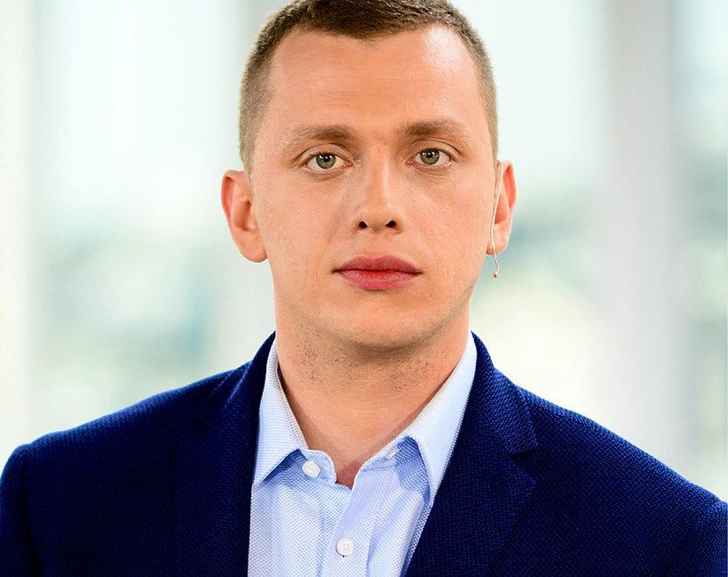 Wojciech Bojanowski z TVN 24