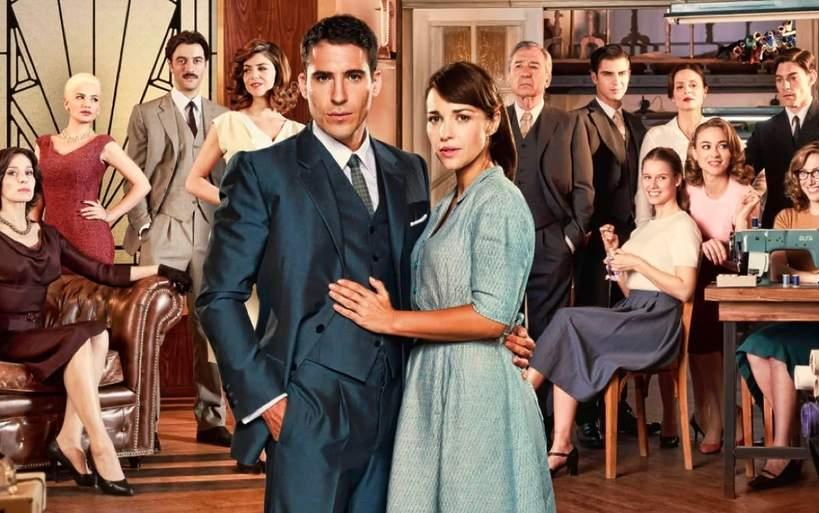 Netflix hiszpańskie seriale