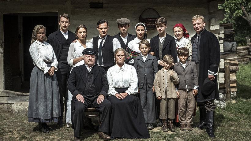 Stulecie Winnych, nowy serial TVP