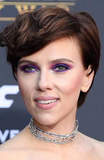 Scarlett Johansson-fryzura