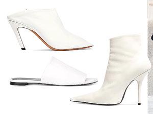 Gwiazdy pokochały białe buty