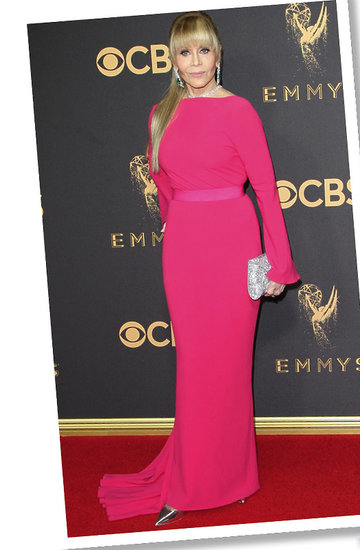 Jane Fonda na gali Emmy