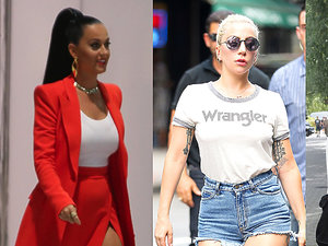 Katy Perry, Lady Gaga, Agnieszka Włodarczyk, Natalie Portman w nieudanych stylizacjach