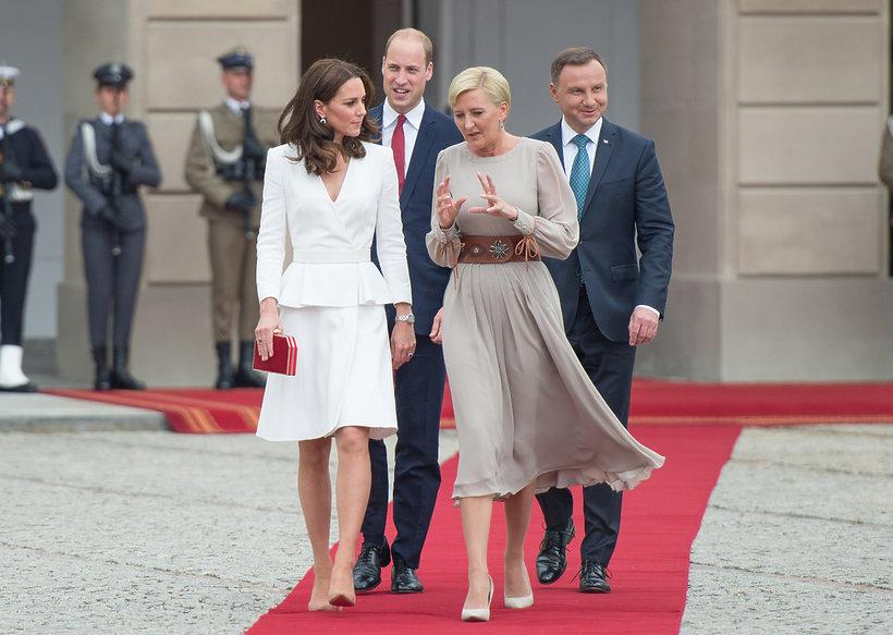 Księżna Kate czy Agata Duda? Oceniamy styl obu pań