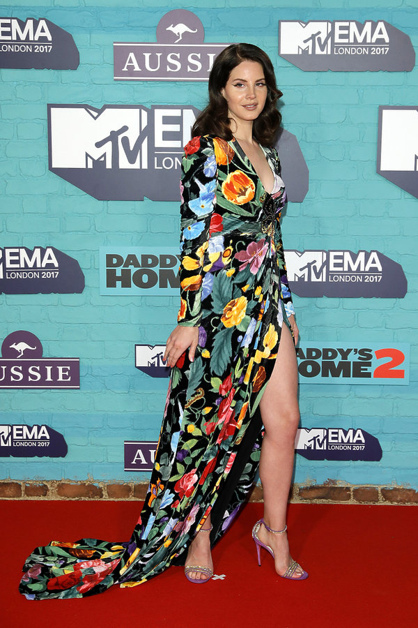 Lana Del Rey na MTV EMA 2017
