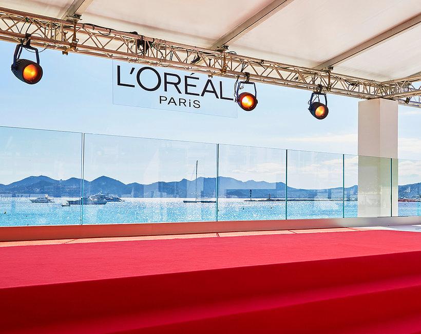 L'Oréal Paris i Festiwal Filmowy w Cannes