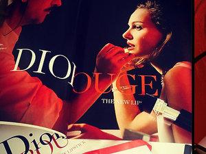 Natalie Portman - czerwone usta
