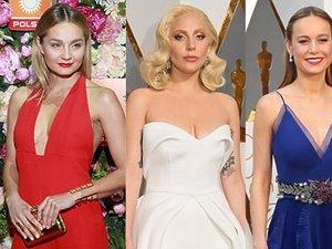 Małgorzata Kożuchowska, Lady Gaga, Brie Larson, Paulina Sykut, Joanna Horodyńska w świetnych stylizacjach