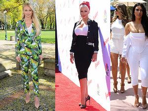 Modowe wpadki Ewy Pacuły, Christiny Aguilery, Kim Kardashian, Katie Holmes i Nicki Minaj