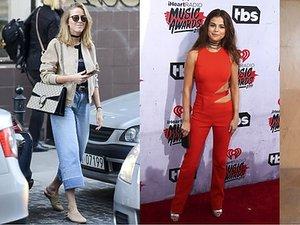 Najnowsze stylizacje gwiazd: Jessica Mercedes, Selena Gomez, Joanna Horodyńska, Nicole Kidman