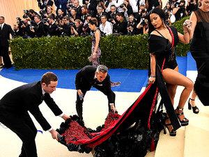 Nicki Minaj rozpoczyna współpracę z H&M