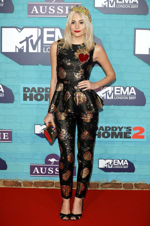 Pixie Lott na MTV EMA 2017