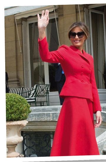 Pojedynek stylu: Melania Trump kontra Ivanka Trump
