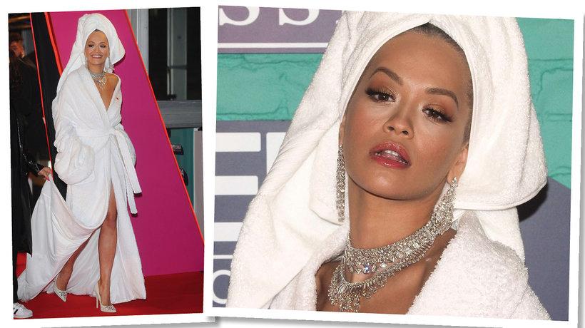 Rita Ora na MTV EMA 2017