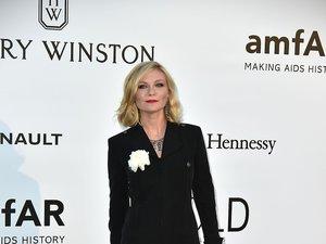 Seksowna Kirsten Dunst na gali amfAR w Cannes