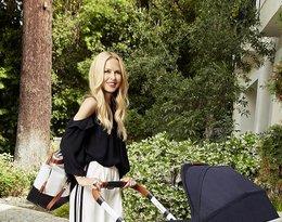 Rachel Zoe zaprojektowała kolekcję wózków dla dzieci i akcesoriów dla marki Quinny