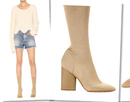Sock boots Yeezy