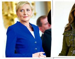 Pojedynek pierwszych dam: Melania Trump czy Agata Duda?