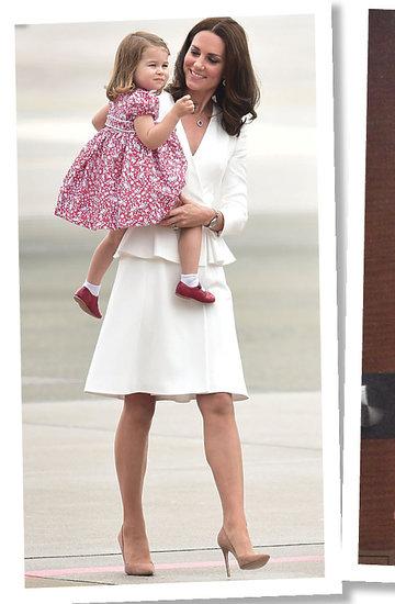 Stylizacja Księżnej Kate w Polsce